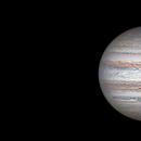 Jupiter - Io - Calisto 2013-11-07,                                Lujafer