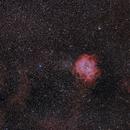 Rose Nebula Widefield,                                f3000