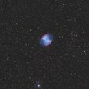 M27 with TOA150 1st light,                                Robert Huerbsch