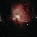 M42 Orion Nebula with ED120,                                PeterCPC