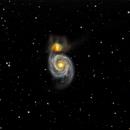 M51,                                Carlo Gualdoni