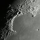Moon - Sinus Iridum (15 Feb 2019, 18:42UT),                                Bernhard Suntinger
