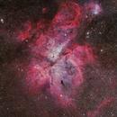 Eta Carina Nebula,                                Stefan Westphal