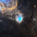 NGC3324, Gabriela Mistral,                                Mary Toki