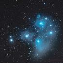 Messier 45,                                Robert Meixner