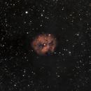 IC5146 Cocoon Nebula,                                Albert  Christensen