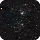 Double Cluster in Cassiopia,                                Wesley Pronovost