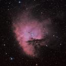 "NGC 281, ""Pacman"" Nebula,                                Kathy Walker"