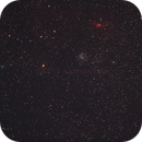M52, NGC 7635, Comet Lemmon,                                Andreas Otte
