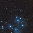 M45 Pleiades,                                Berry