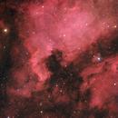 NGC 7000,                                AdrienDB