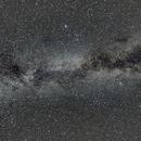 The Milky Way -,                                Mark Striebeck