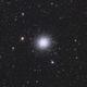 M13 - Hercules Cluster,                                Dave B