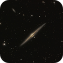 Needle Galaxy - NGC 4565,                                Chris Massa