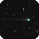Comet C/2006 M4 (SWAN) on 9th October 2006,                                Tony Cook