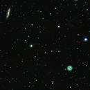 M97 and M108,                                John Richards