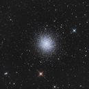 M13 - First Light,                                Thomas Westphal
