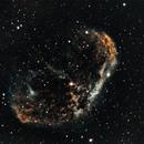 Cresent Nebula,                                Jim Davis
