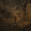 Elephant's Trunk Nebula - IC1396,                                filipoi