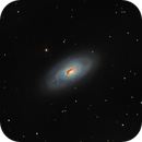 M64 The Black Eye Galaxy,                                Kevin Parker