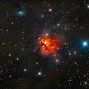 NGC 1579,                                litobrit