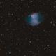 M 27 - Dumbell Nebula,                                ziopompi