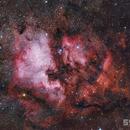 NGC7000 59 Hours,                                59_Stunden