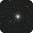 Great Globular Cluster in Hercules,                                Rob Boyer