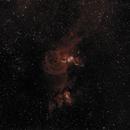 Easter Nebula (in chocolate),                                Jean-Marie Locci