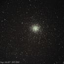 Globular Cluster - M22 -  NGC 6656,                                Diego Landstallker