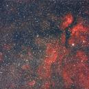 Gamma Cygni nebula,                                Themos Tsikas