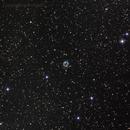 nebulosa planetaria Ngc 6337,                                Rolando Ligustri
