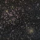M35 and NGC 2158 - a treasure trove,                                Tom Gray