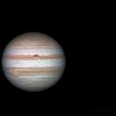 Jupiter and Ganymede (21 oct 2011, 00:21),                                Star Hunter