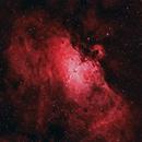 Messier 16 - Eagle Nebula,                                Cluster One Observatory