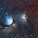 Messier 78,                                Michael Schröder