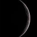 The Waxing Crescent Moon - May 14, 2021,                                Steven E Labkoff