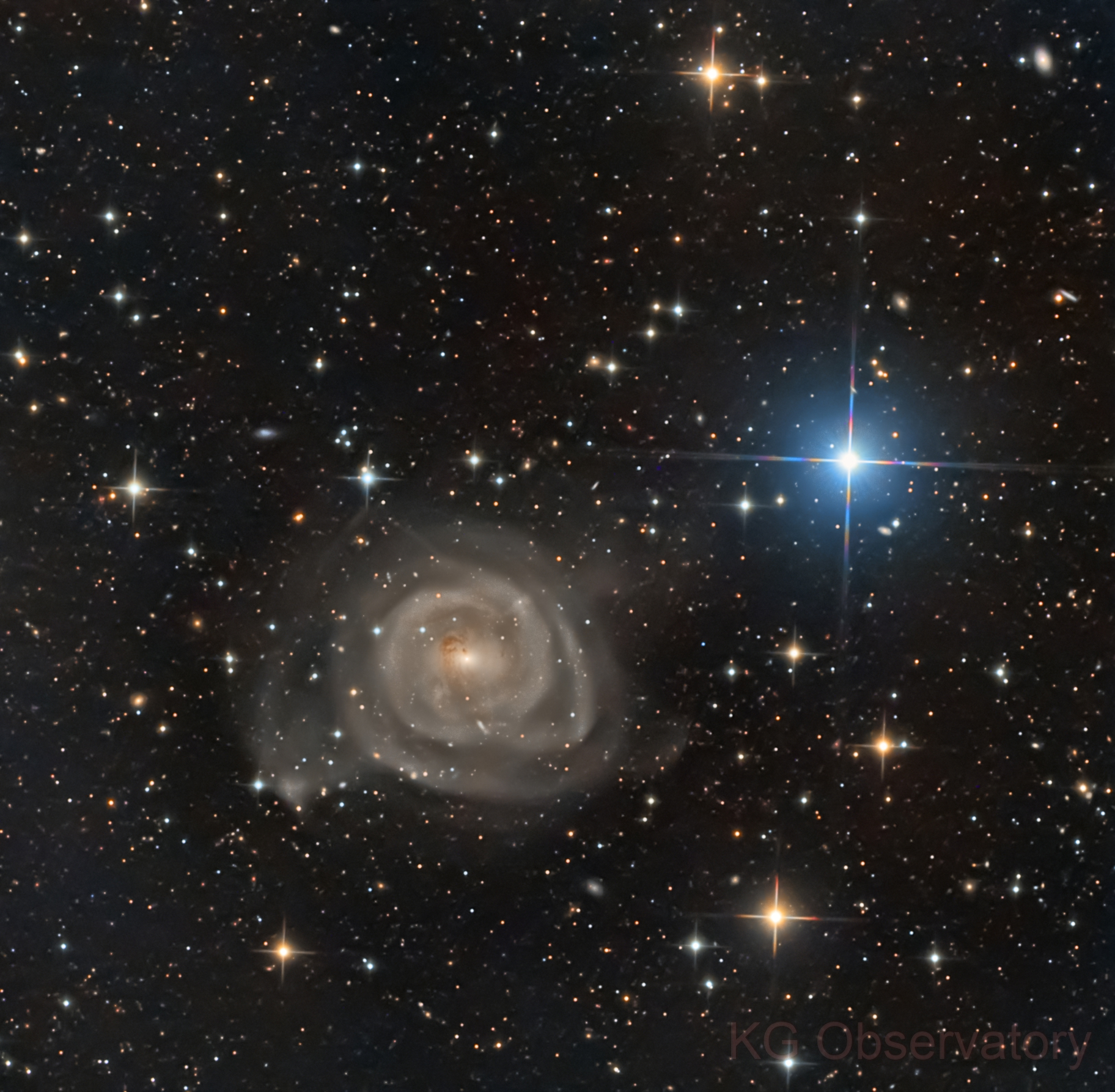 NGC 2655 (ARP 225),                                KuriousGeorge