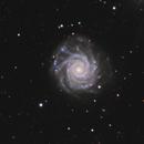 NGC 3938,                                Mark