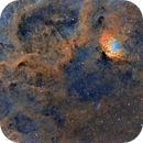 Sh2-101 - The Tulip nebula,                                Sara Wager