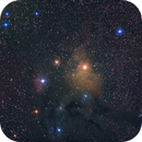 Rho Ophiuchi Cloud Complex,                                Alberlan Barros