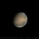 Mars - 2016/08/20,                                Chappel Astro