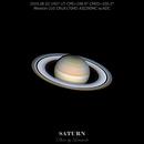Saturn's Hexagon,                                Young Joon Byun