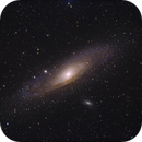 The Andromeda Galaxy,                                Tim_Bean