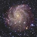 NGC 6946,                                Frank Colosimo