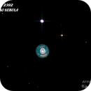 Eskimo nebula,                                serenovariabile