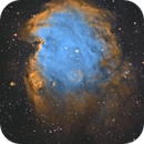 NGC 2174 in Orion,                                flyingairedale