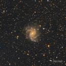 The Fireworks Galaxy,                                Damien Cannane
