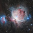 Orion Nebula,                                Dasidius
