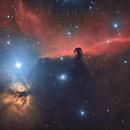 Horsehead Nebula,                                Izaac da Silva Leite